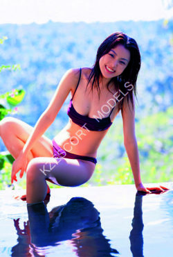 Avrijka pretty escort model in Almaty
