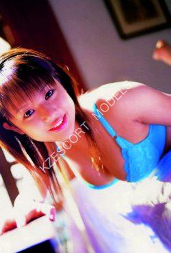 Tetlya escort model in Almaty